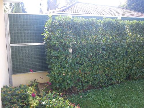Installation et fabrication de clôture anti bruit Aquitaine