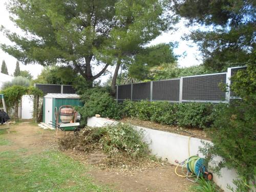 Installation Mur Anti Bruit Var Bruit Route Passante  Fermisol