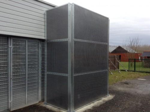 Installation mur anti-bruit entreprise région centre