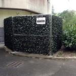 mur anti bruit entreprise COFELY 2
