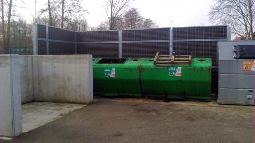 installation d'une clôture anti bruit