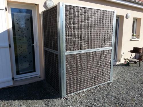 R duction du bruit d une pompe chaleur tours dpt 37 for Anti bruit fenetre